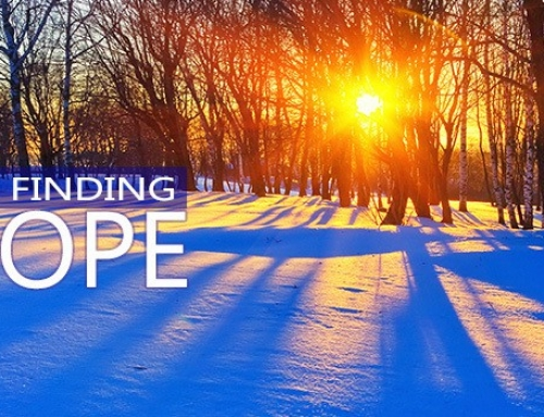 Finding Hope in Broken-Heartedness
