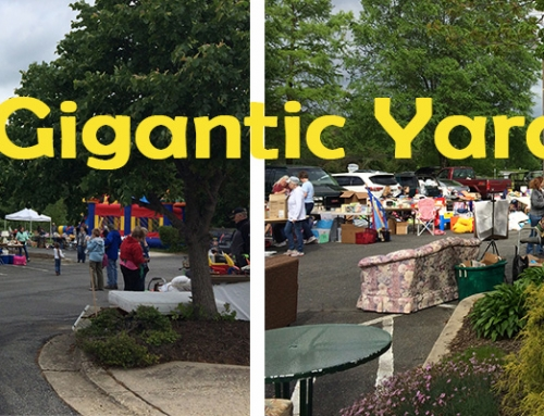 Gigantic Yard Sale