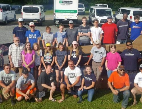 2017 Appalachia Service Project