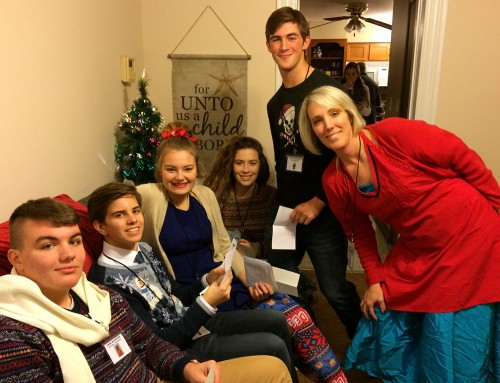 Christmas Spirit Wrapped Up with Intrigue