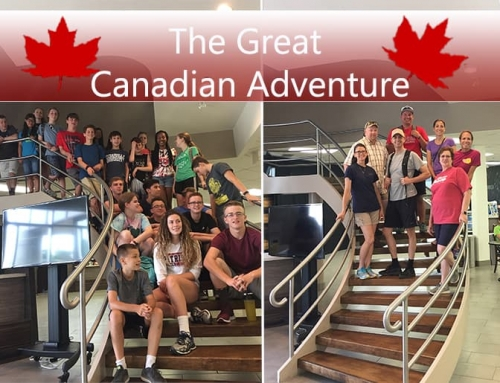 The Great Canadian Adventure 2018