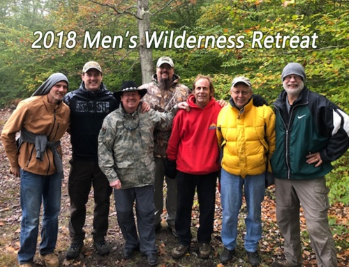 Men's Wilderness Retreat 2018