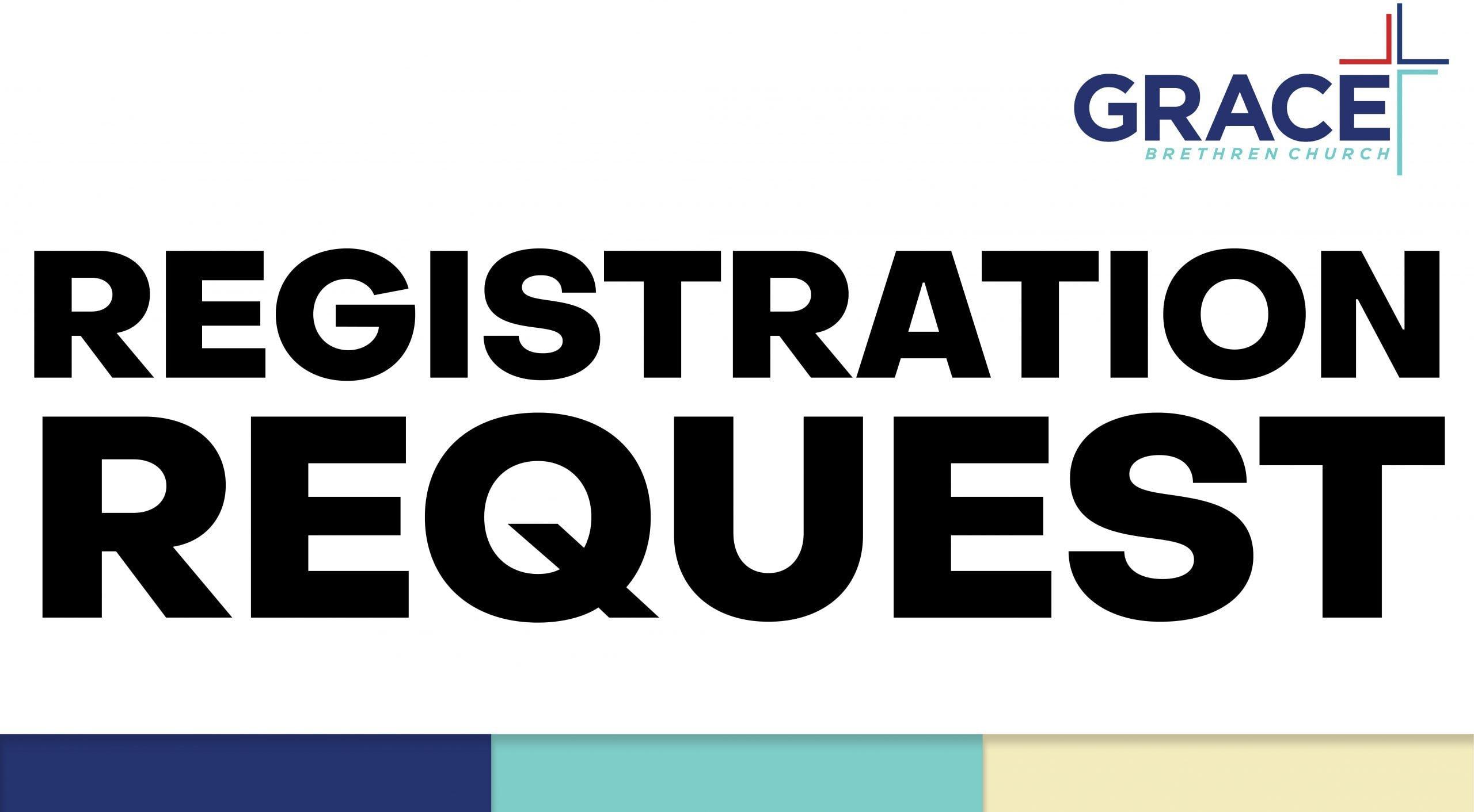 RegistrationRequests